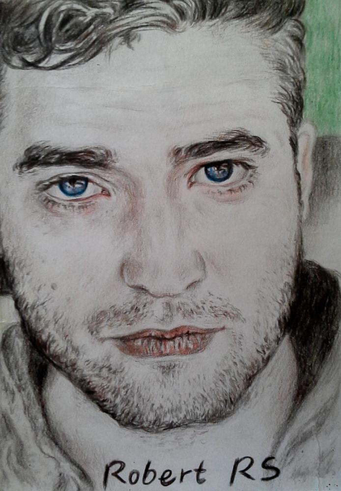 Robert Pattinson by solomon-rs